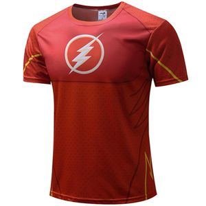 Camisetas de fitness de superhéroes para hombre por menos de 5€