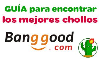 guía para encontrar chollos en Banggood