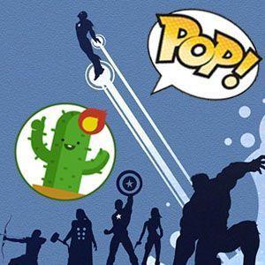 TOP 10 de Funko Pop de los Vengadores