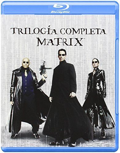 Pack Matrix + Matrix Reloaded + Matrix Revolutions [Blu-ray]