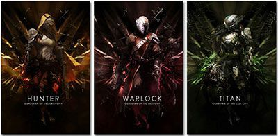posters destiny clases