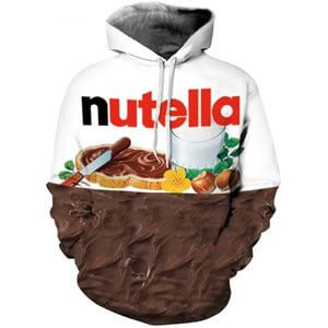 sudadera nutella original barata aliexpress