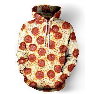 oferta sudadera pizza