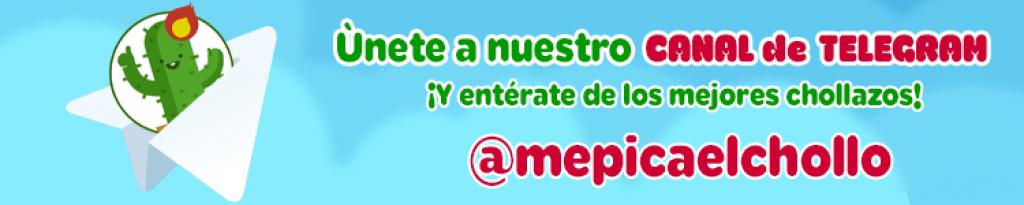 telegram mepicaelchollo