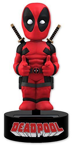 Body Knocker Deadpool