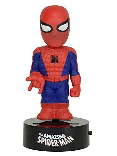 Body Knocker Spiderman