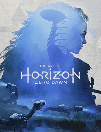 El Arte de Horizon Zero Dawn - Tapa dura