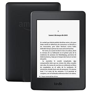 Kindle Paperwhite en oferta: 109,99€ en Amazon
