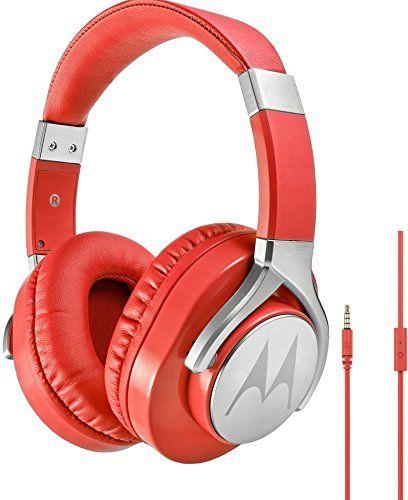 Motorola Pulse Max - color rojo