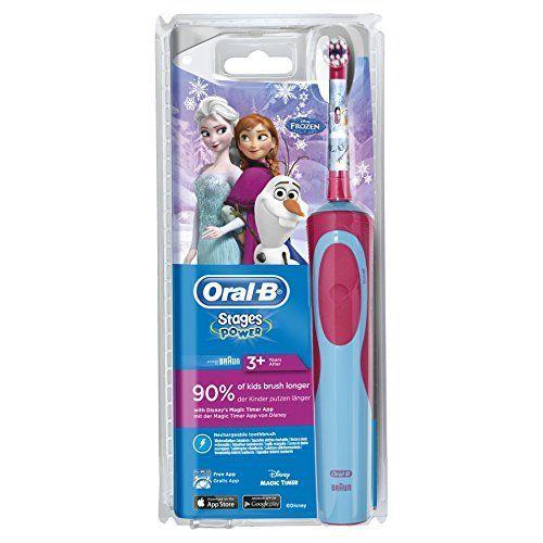 Oral-B Stages Power Kids, con los personajes de Frozen