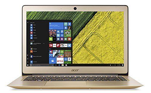 """Acer SF314-51-30Q - Ordenador Portátil de 14"""" FullHD (Intel Core i3-6006U, 4 GB RAM, 128 GB SSD)"""