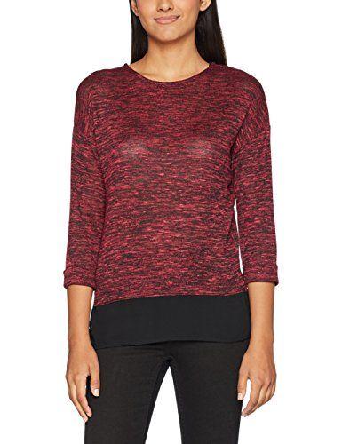 Camiseta para Mujer (Rojo)