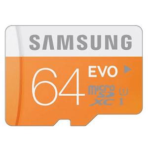 ¡Cyber Week! MicroSD Samsung EVO 64GB por 13,60€