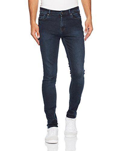 Pantalones para Hombre (Azul)