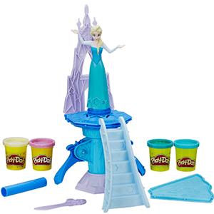 Juego Play-Doh Frozen: Palacio de Hielo de Elsa, ¡sólo 10€!