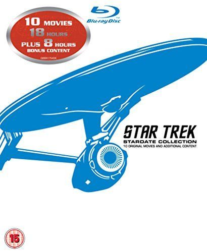 Star Trek - The Stardate Collection