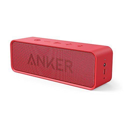 [3 colores]Anker SoundCore Altavoz Inalámbrico Portátil Bluetooth