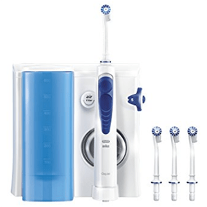 Irrigador dental Oral-B Oxyjet por 37,54€ por el Black Friday