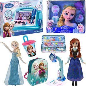 Top 15 ofertas en juguetes y productos de Frozen