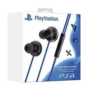¡Chollo! Auriculares Estéreo Sony PS4 por 19€