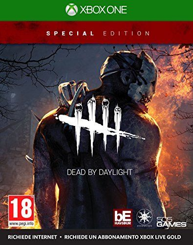 Dead By Daylight - Xbox One [Importación italiana]