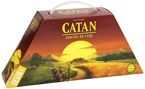 Devir - Colonos de Catan, edición de viaje