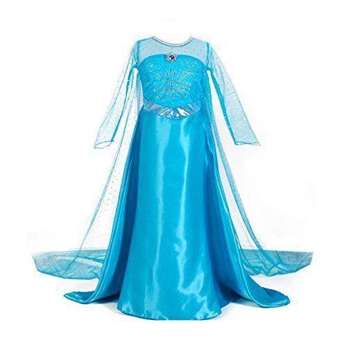 Disfraz de Elsa Princesa de las Nieves - Frozen