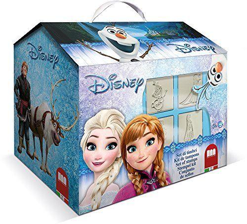 Frozen - Cofre de manualidades