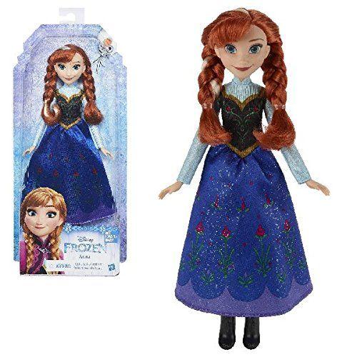 Frozen - Muñeca Anna