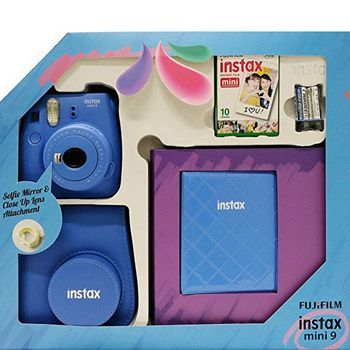 oferta fujifilm instax mini 9 kit
