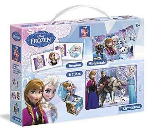 Kit educativo Frozen