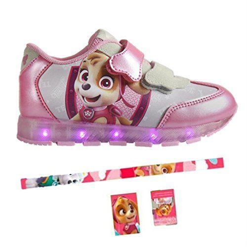 La Patrulla Canina - Zapatillas deportivas con Luz