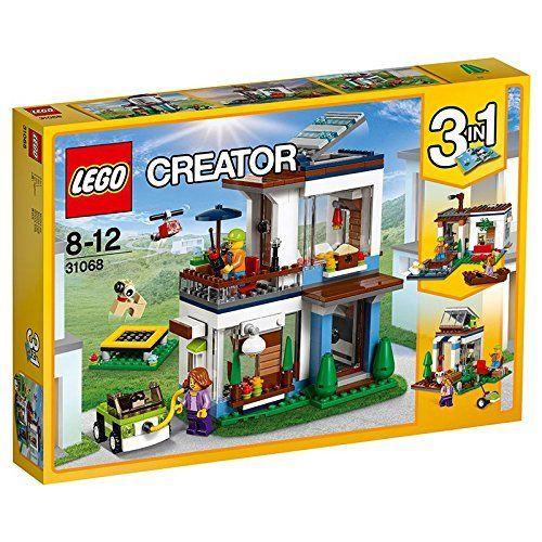 LEGO Creator - Casa modular moderna (31068)