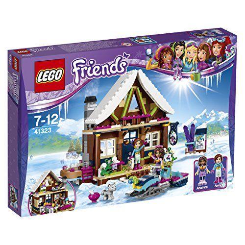 LEGO Friends - Estación de esquí: Cabaña (41323)