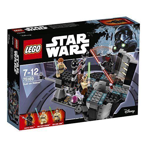LEGO Star Wars - Duelo en Naboo (75169)