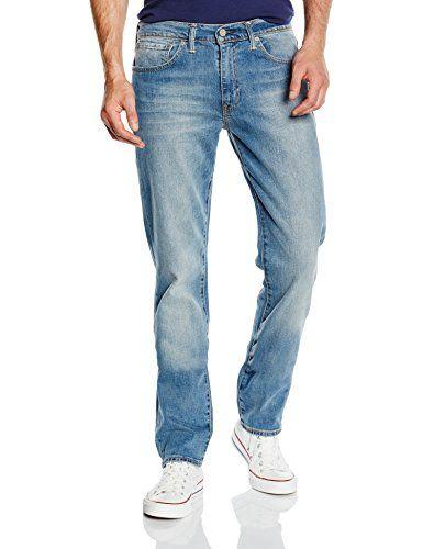 Levi's 511 Slim Fit, Vaqueros Para Hombre, Azul (Harbour)