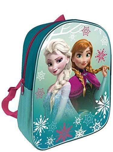 Mochila infantil Elsa y Anna Frozen