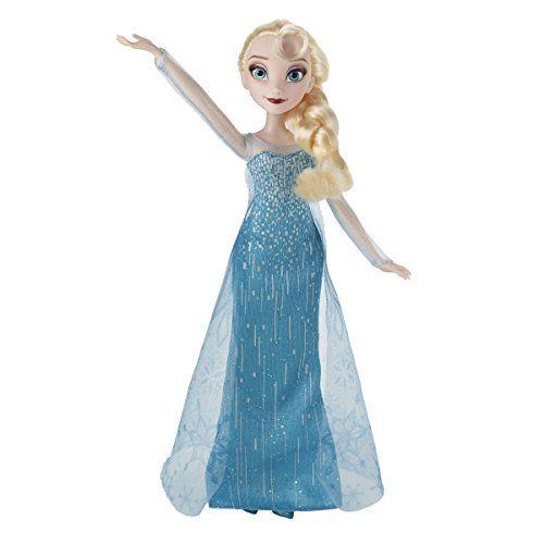 Muñeca de Elsa Frozen