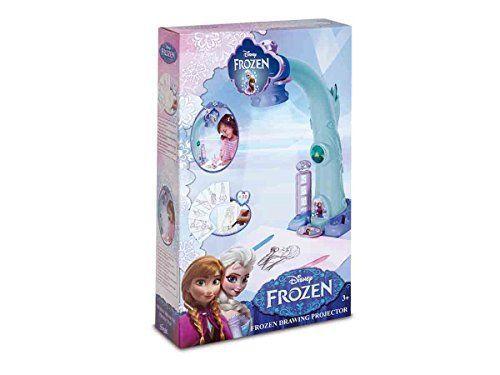 Proyector de Frozen - Famosa