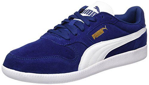 Puma Icra Trainer SD, Zapatillas Unisex Adulto, Azul (Blue Depths-White), 38 EU