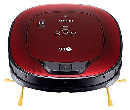 Robot Aspirador LG Hombot Turbo VR8602RR