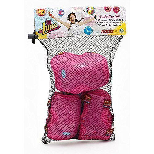 Disney Soy Luna Skate de equipo de protección, S