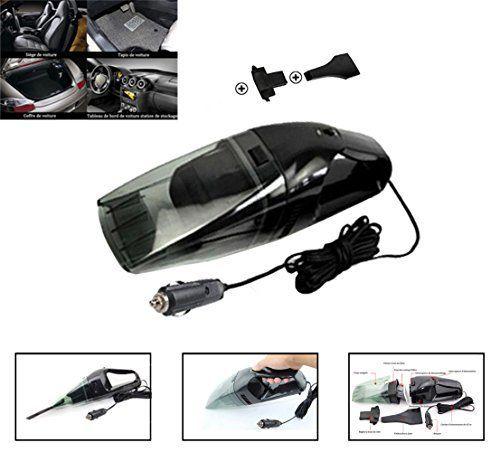 HHD® - Aspirador de coche