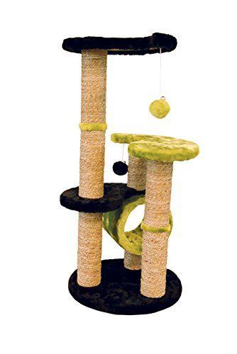 Rascador para gatos MPets 40 x 40 x 86 cm