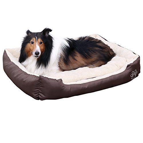 Songmics sofá para mascotas (medianas-grandes) 90 x 70 cm