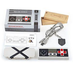 ¡Mando Bluetooth Nintendo 8BitDo NES30 solo 18,74€!