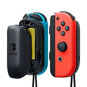 ¡Cargador para Joy-con de Nintendo Switch al mejor precio!