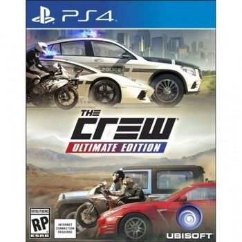 The Crew Ultimate Edition PS4 en oferta por 12,59€ 🚗🚓