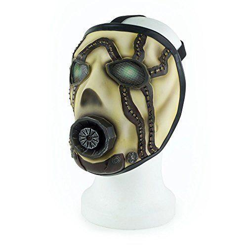 "boderlands gaya-ge3042""Psyco máscara"" réplica (un tamaño)"