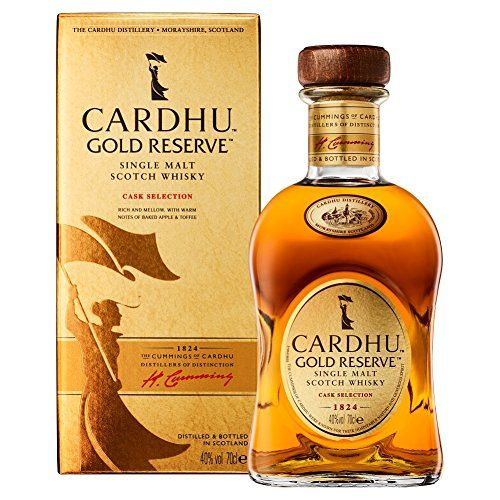 Cardhu Gold Reserve Whisky Escocés - 700 ml